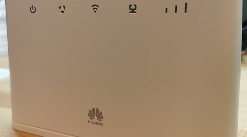 honor 4g router